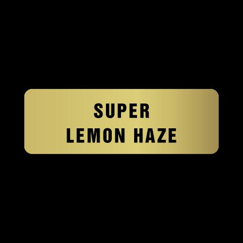 Super Lemon Haze Stickers