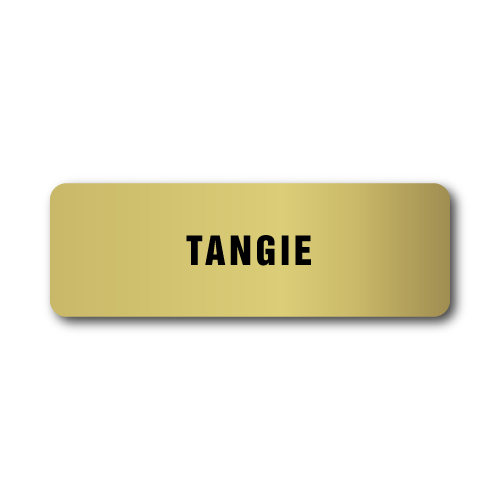 Tangie Stickers