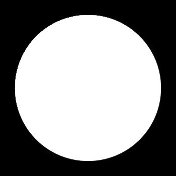 "1"" Blank Circle Stickers"