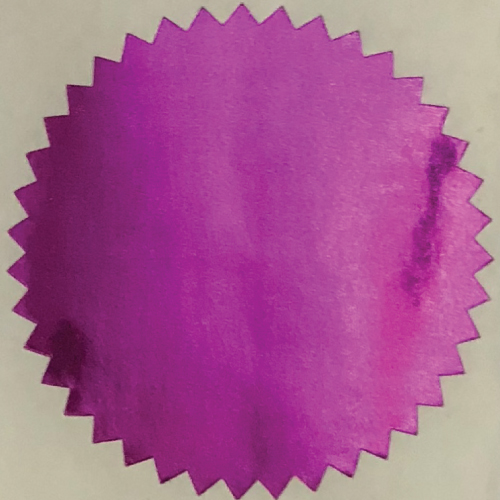 2 Inch Shiny Purple Notary & Certificate Foil Seals