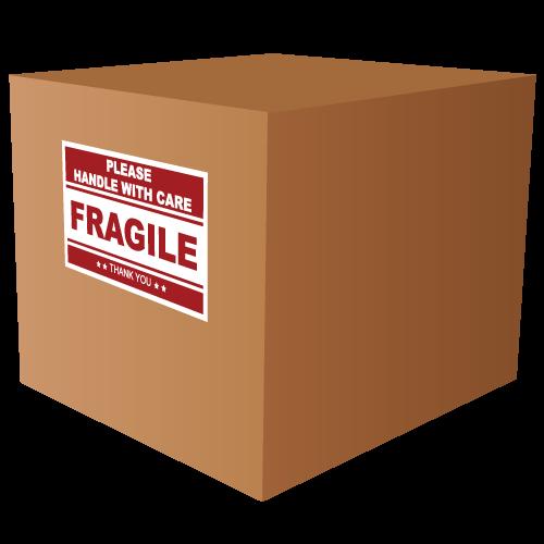 mailing sticker labels