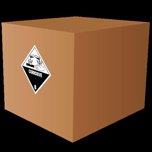 HAZMAT Class 8 Corrosive Hazardous Materials Labels