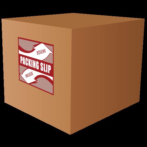 Packing Slip Inside Labels