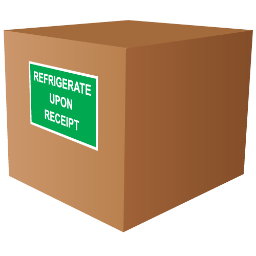 Refrigerate Upon Receipt Labels