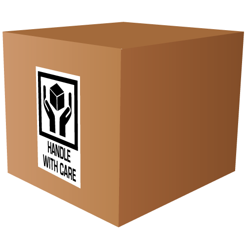 Handle With Care International Labels