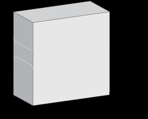 Dispenser Box Dimensions