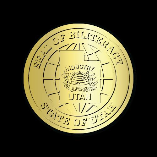 Utah Seal of Biliteracy Labels
