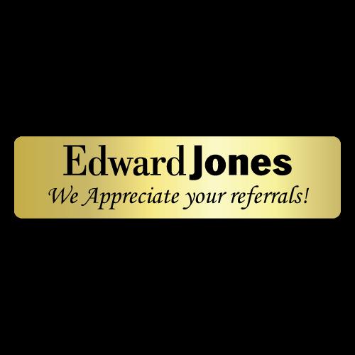 Edward Jones Referral Labels