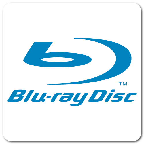 Blu-Ray Disc Stickers