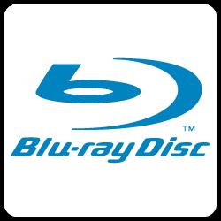 Blu-Ray Disc Stickers