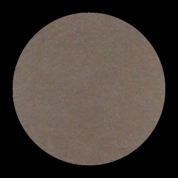 "1"" Natural Brown Kraft Circle Stickers"