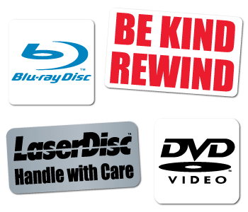 Audio and Video Production Stickers