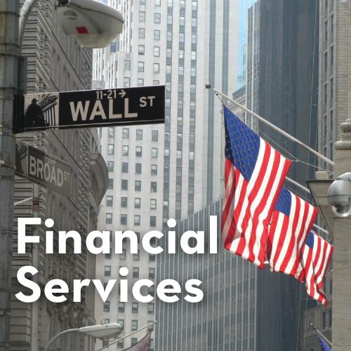 Financial Services Labels
