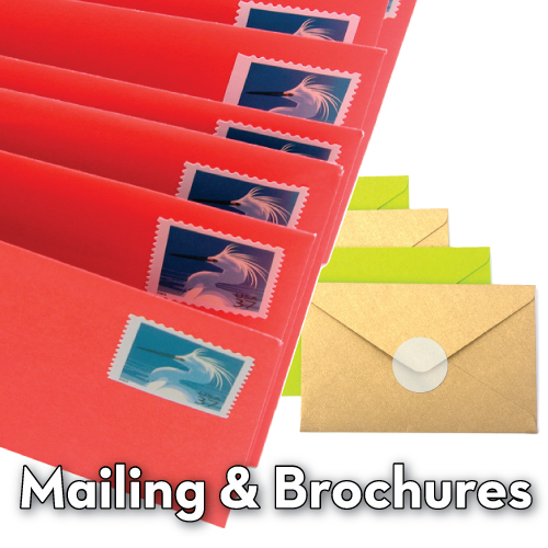 Mailing and Brochures Labels