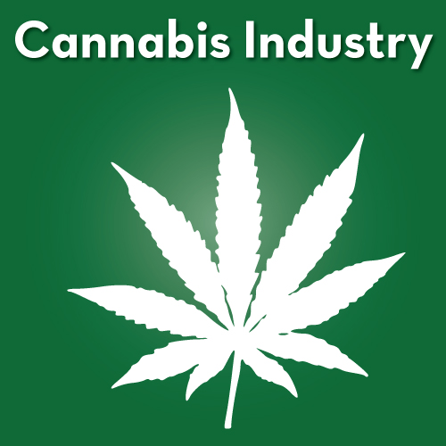 Cannabis Products Stickers