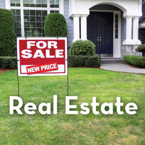 Real Estate Professionals Labels