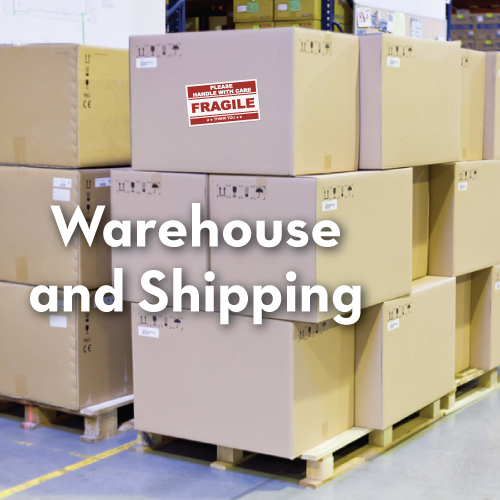 Warehouse and Shipping Labels