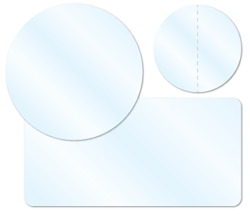 Box and Package Stickers