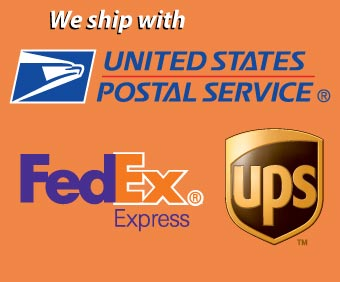 Shipping Methods provided at Sticker.com